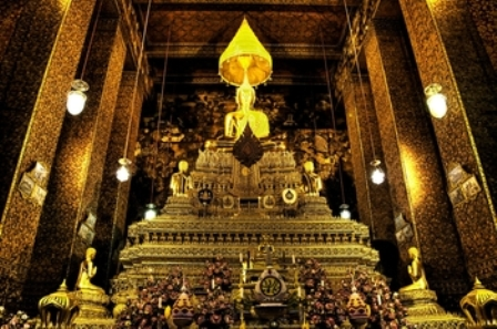 Buda na Capela Principal