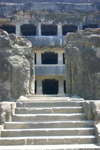 Caverna 12 de Ellora