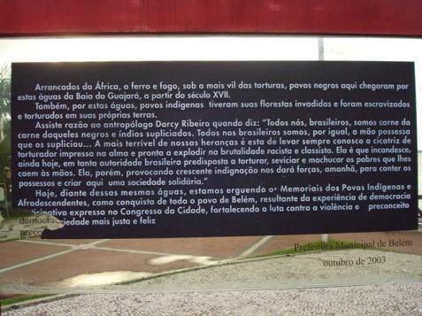 De Onde Viemos - Darcy Ribeiro