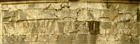 Siddhartha apresenta o anel para Gopa no Palácio