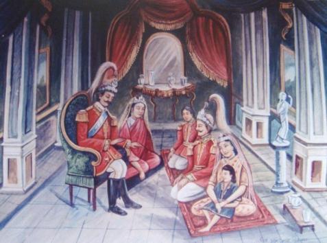 A Cidade de Indra