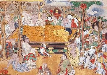 Parinirvana do Buda