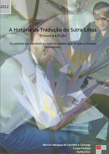História da Tradução do Sutra de Lótus